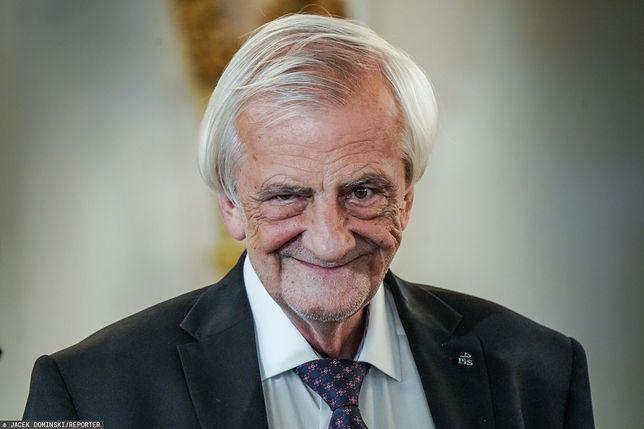 Ryszard Terlecki, szef klubu PiS i wicemarszałek Sejmu