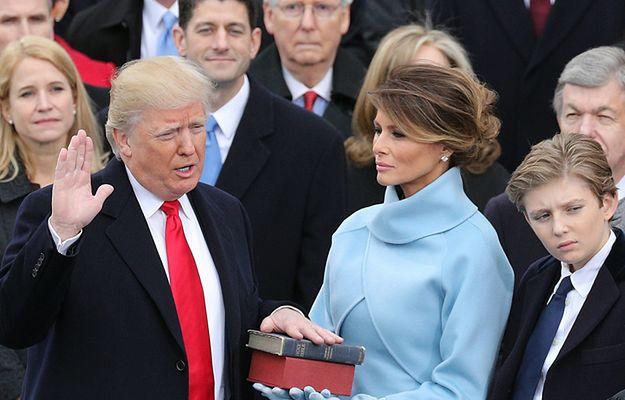 Donald Trump 45. prezydentem Stanów Zjednoczonych