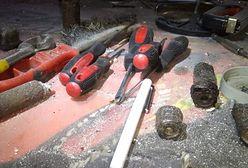 Libiąż. 14-latek czyścił granaty znalezione w lesie. Został ranny