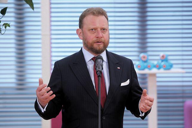 Koronawirus w Polsce. Minister zdrowia Łukasz Szumowski apeluje o przestrzeganie obostrzeń