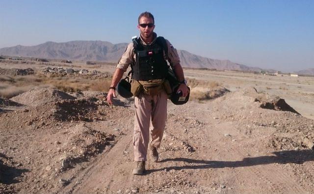 Polski ratownik na wojnie w Afganistanie. Ratowanie to nie tylko tamowanie krwotoków