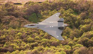 Tempest – rewolucyjny myśliwiec szóstej generacji. Będzie zintegrowany z mózgiem pilota