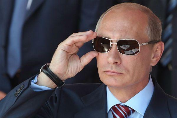 """""""Washington Post"""": Odpowiedź Zachodu nie robi na Putinie wrażenia"""