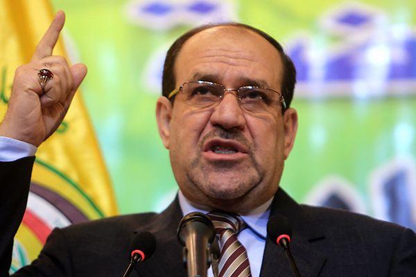 """Premier Iraku nie chce ustąpić. Nominację dla nowego szefa rządu nazywa """"złamaniem konstytucji"""""""
