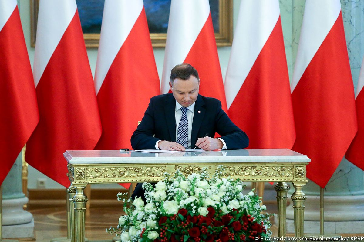 """Andrzej Duda na językach. Wszystko za sprawą duńskich """"Milionerów"""""""