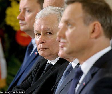 Kryzys na linii Duda - Kaczyński?