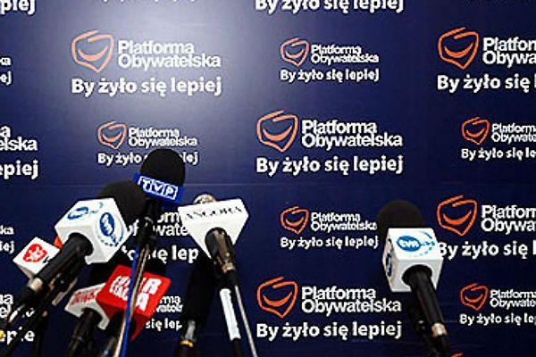 """Kto na """"jedynki"""" list PO w wyborach do Rady Warszawy?"""