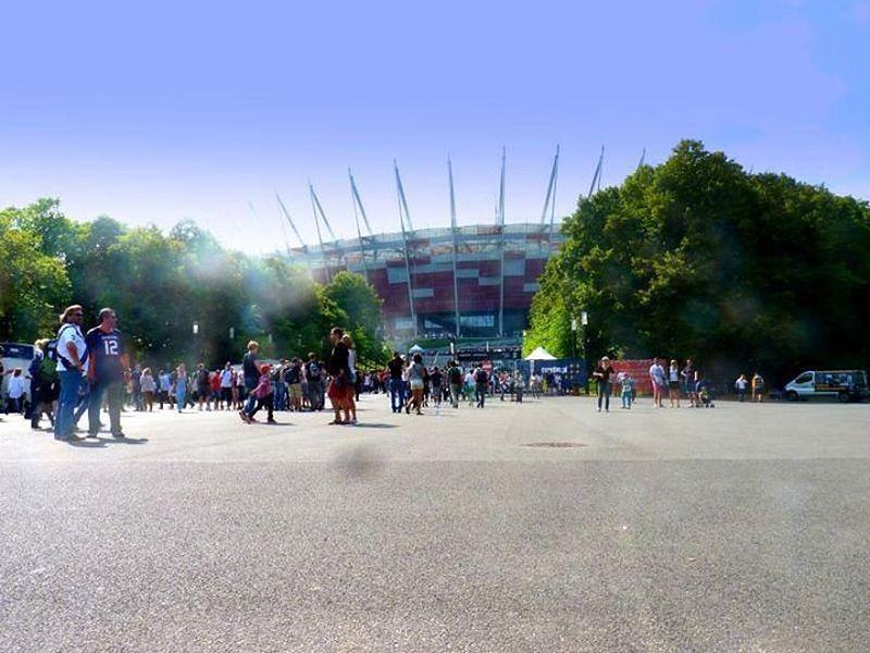 Stadion Narodowy wreszcie na plusie!
