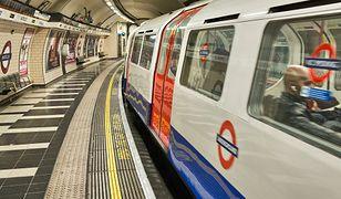 Eksplozja na stacji metra Southgate w Londynie wywołała panikę