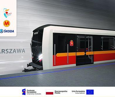 Warszawa. Metro zakupi 45 nowych pociągów