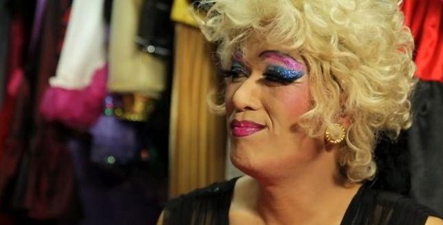 Oto najpopularniejszy drag queen w Polsce!