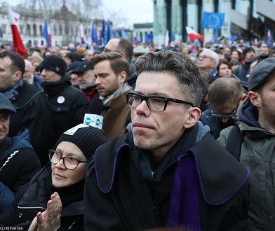 Prokuratura chce oskarżyć sędziego Igora Tuleyę. Chodzi o sprawę obrad w Sali Kolumnowej