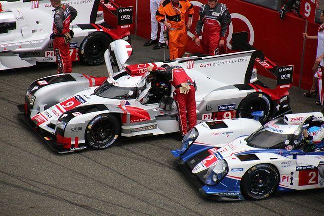 """""""Cztery ringi"""" bez szczęścia w Le Mans"""