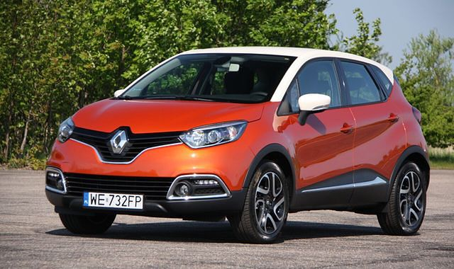 Renault Captur 0.9 tCe Intens Energy: śladami Twingo