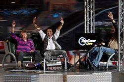 Verva Street Racing i Top Gear Live na Stadionie Narodowym