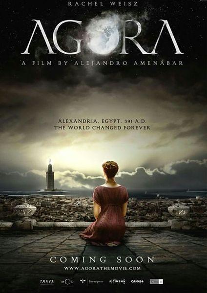 ''Agora'' reż. Alejandro Amenábar