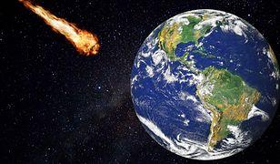 Poszukiwacze złota odkryli krater po uderzeniu meteorytu. Ma co najmniej 100 mln lat