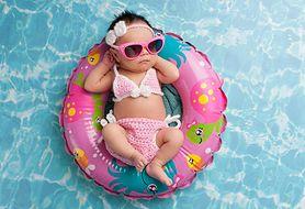 Nauka pływania dla niemowląt - twoje dziecko też może jej spróbować!