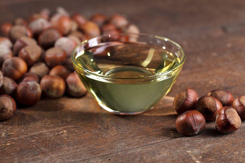 Właściwości oleju z orzechów laskowych