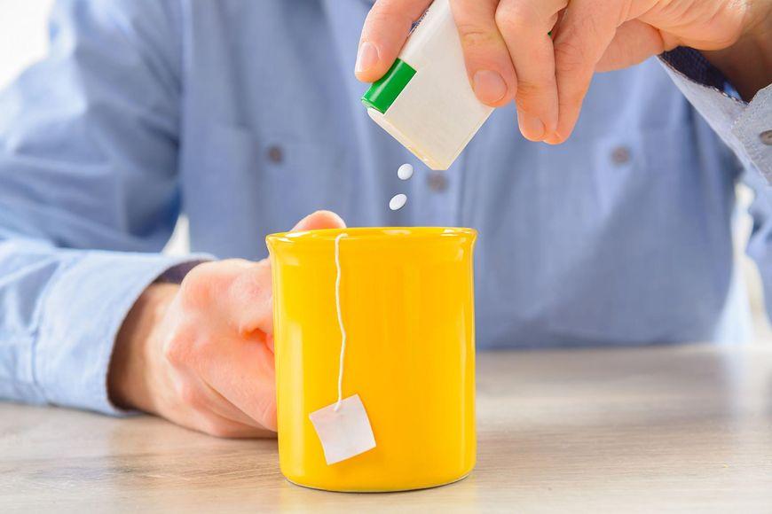Substancje słodzące znajdziemy też w napojach dietetycznych
