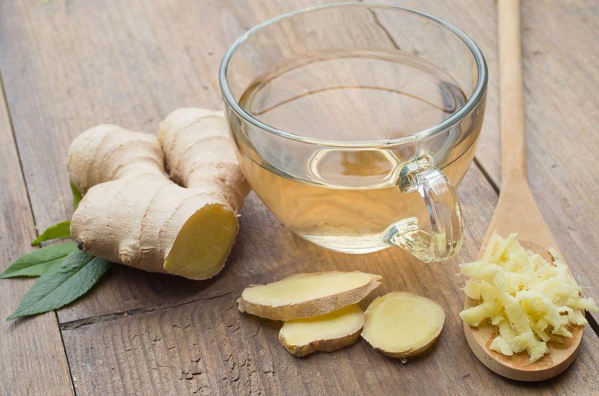 Imbir jest źródłem gingerolu - substancji aktywnej