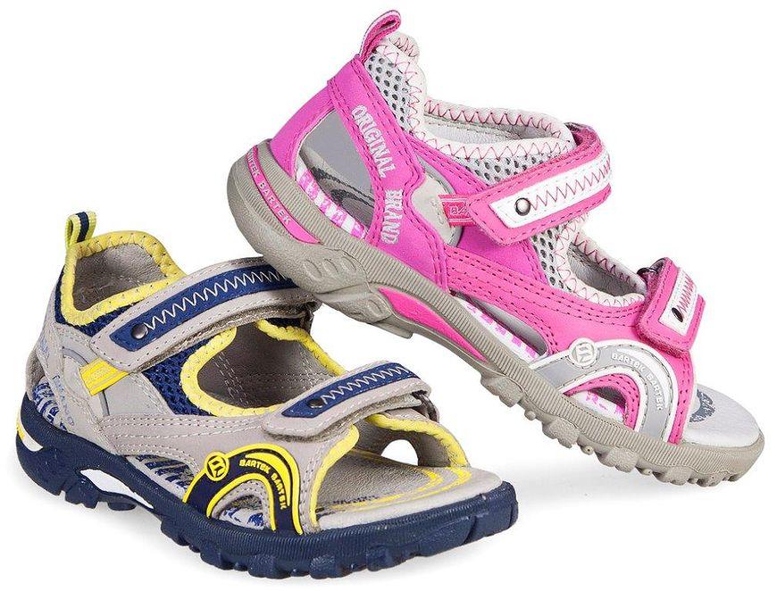 Sportowe sandałki