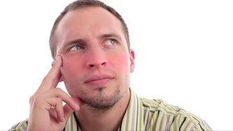 Czym jest trądzik różowaty? (WIDEO)