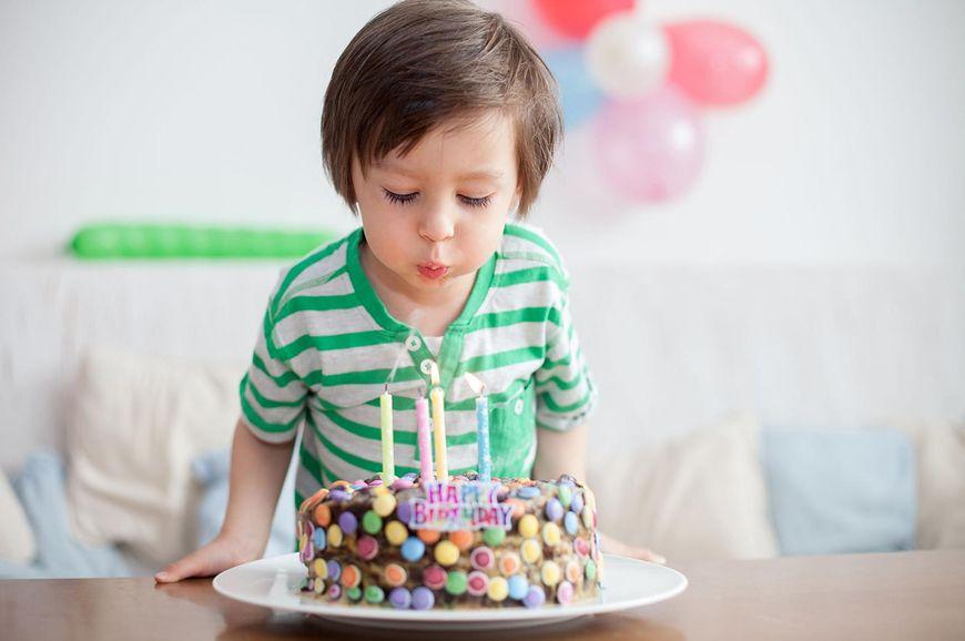 Tort jest główną atrakcją urodzin