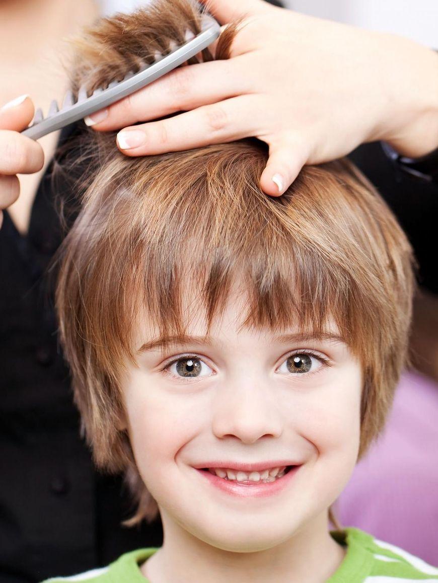 Fryzury dla chłopców to często duże wyzwanie dla fryzjera