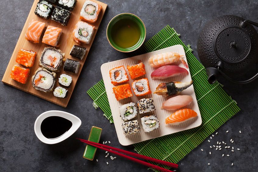 Japońska dieta