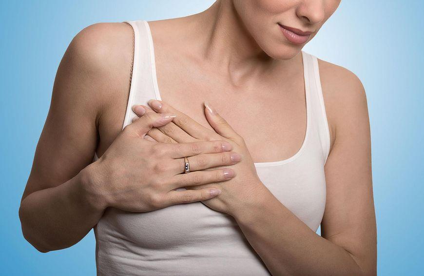 Ból piersi w czasie karmienia piersią