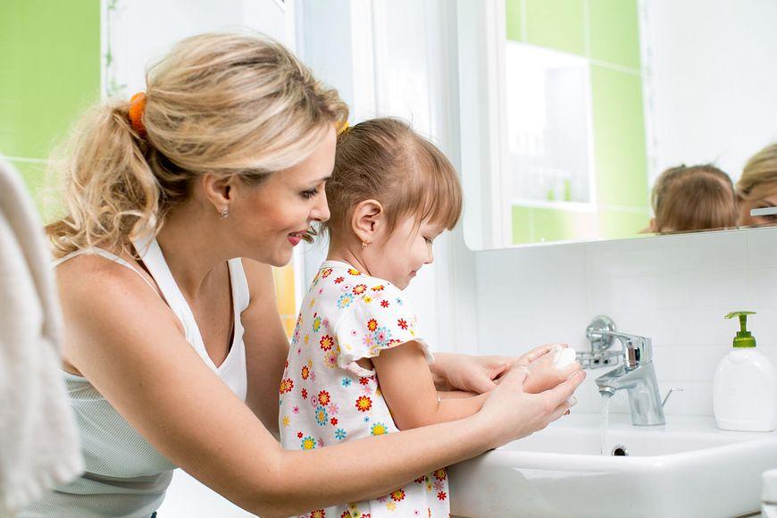 Jak uchronić dziecko przed chorobami pasożytniczymi?