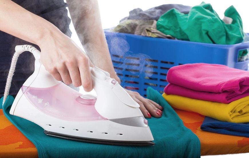 Prasowanie ubrań niszczy pasożyty