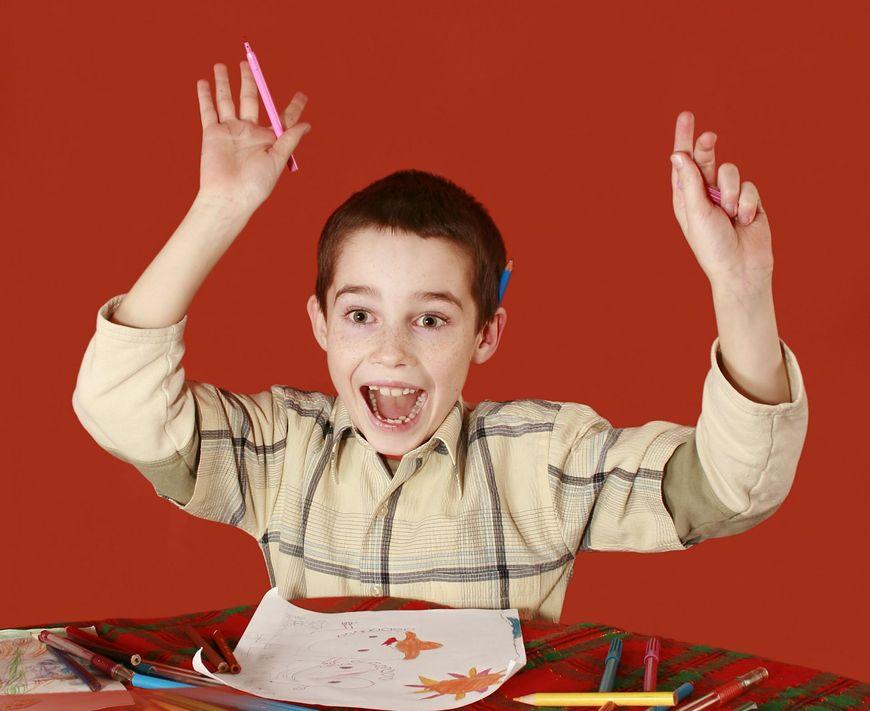 Mit: ADHD to głównie problemy z koncentracją