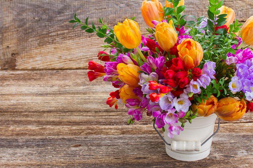 Niektóre kwiaty nie lubią towarzystwa innych