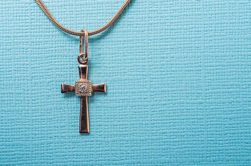 Biżuterię na chrzest daje się od bardzo dawna