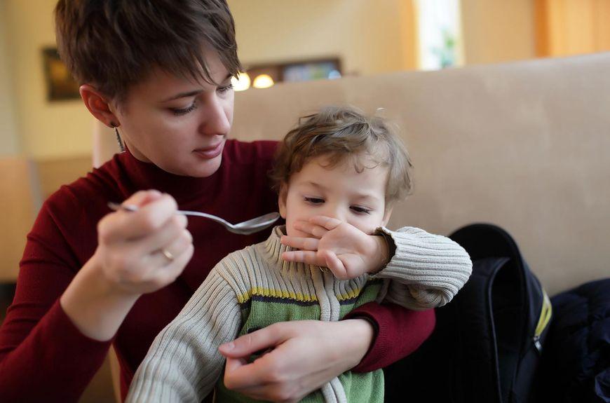 Brak apetytu u dziecka z owsicą