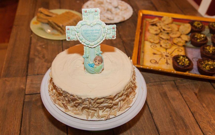 Tort na chrzest powinien być subtelny