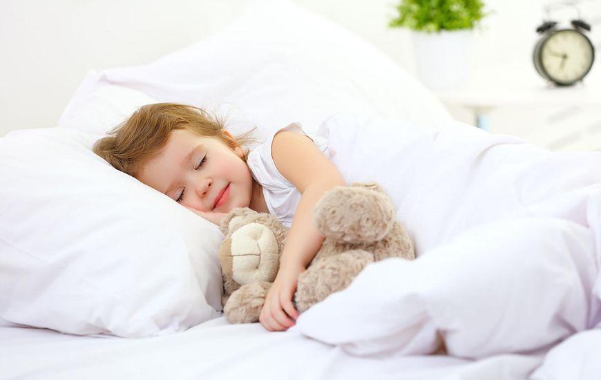 Zadbaj o spokojny sen malucha
