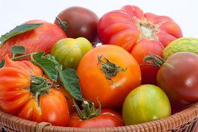 Właściwości pomidorów. Włącz je do swojej diety