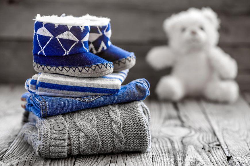 Odpowiednie ubieranie dziecka