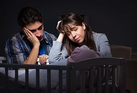 Przyczyny bezsenności niemowląt