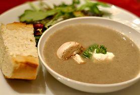 Zaskocz swoją rodzinę pyszną zupą grzybową