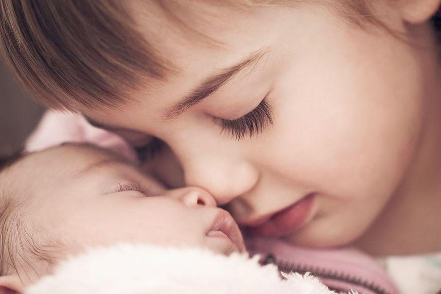 Posiadanie rodzeństwa ma wiele korzyści