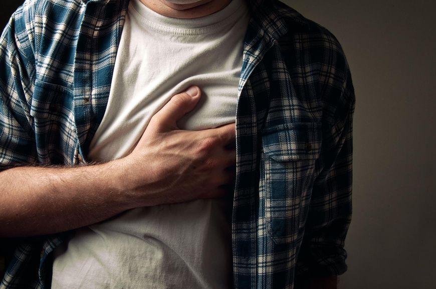 Objawy zawału serca