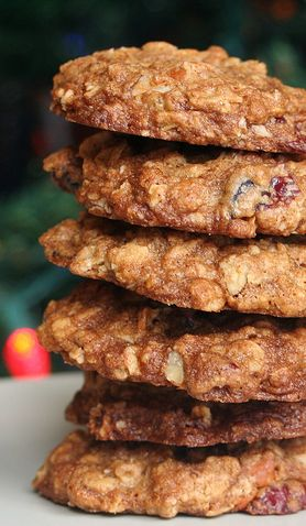 Ciasteczka z bakaliami - idealny zamiennik dla klasycznych słodyczy