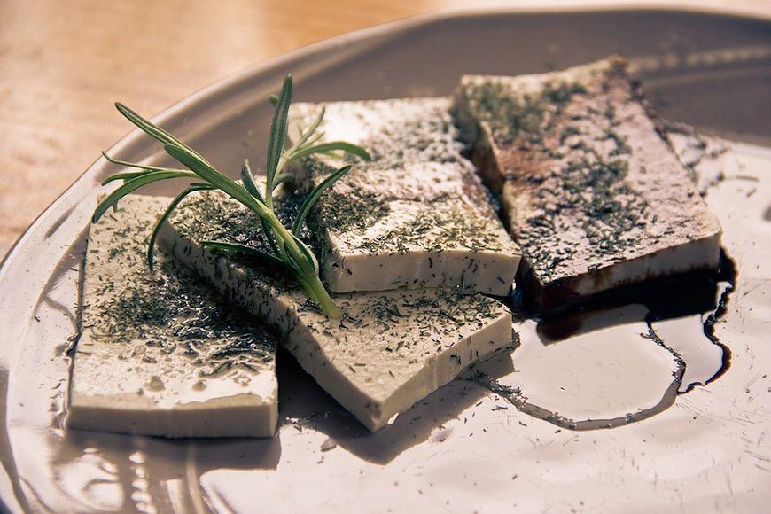 Tempeh i tofu