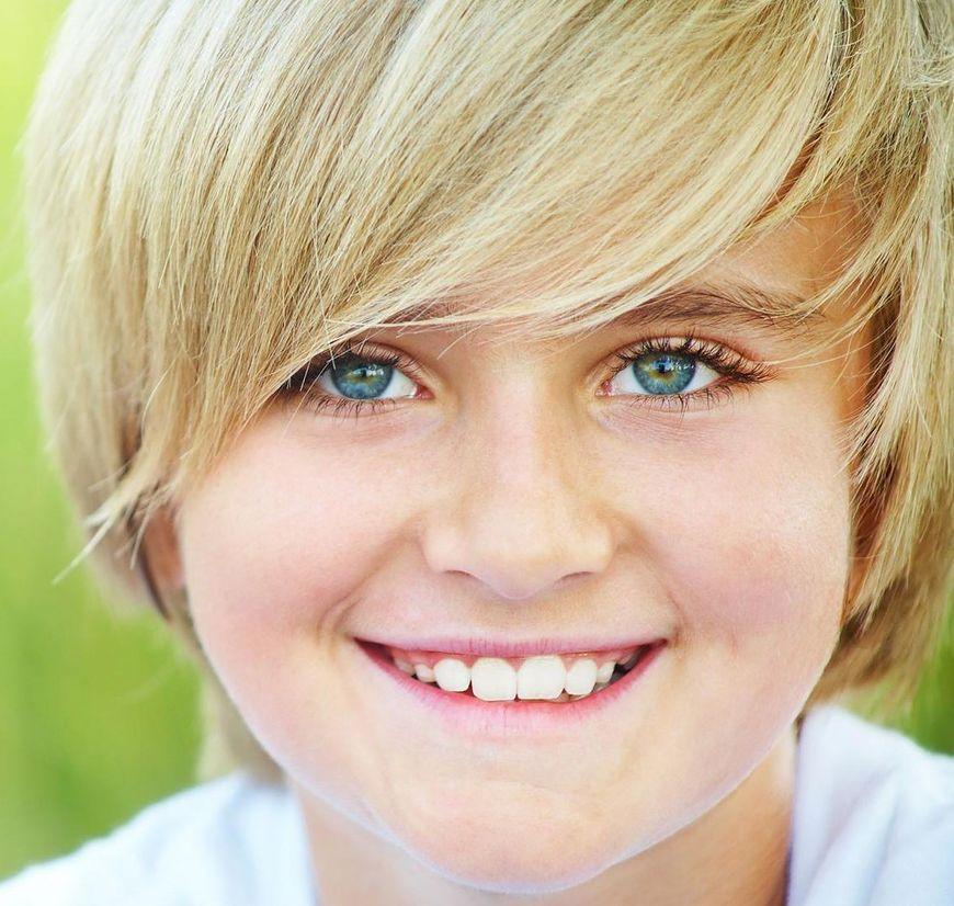 Fryzury dla dzieci to coraz częściej oryginalniejsze propozycje