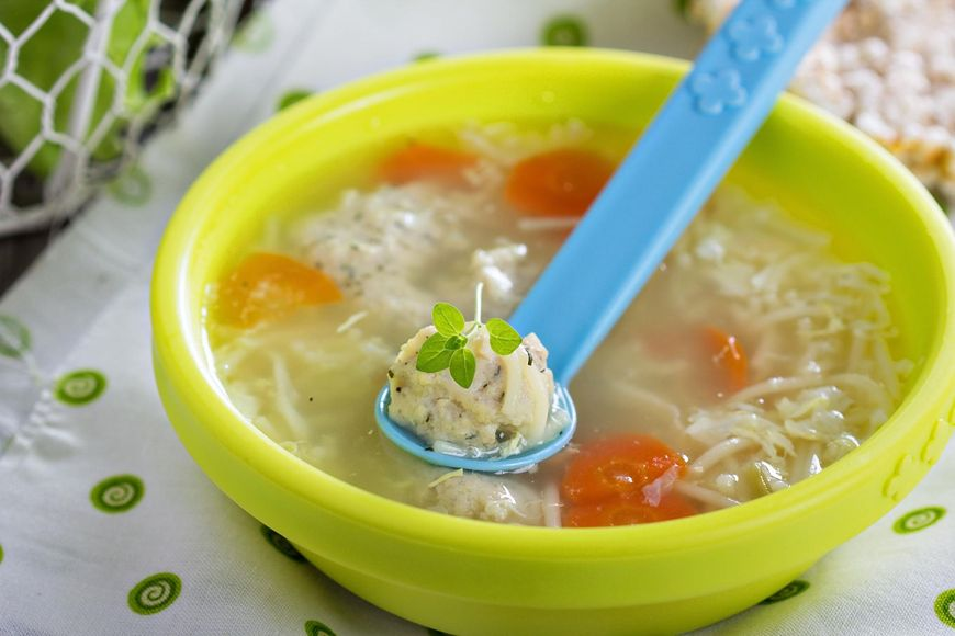 Pomysł na zupę – seler i fasola