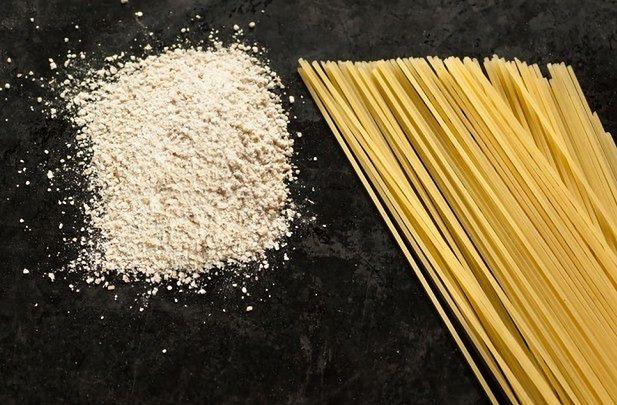 Ryż, makaron, kasza, mąka
